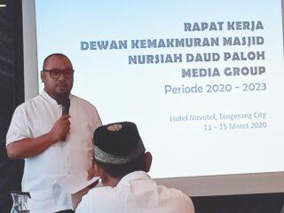 Raker DKM Nursiah Daud Paloh