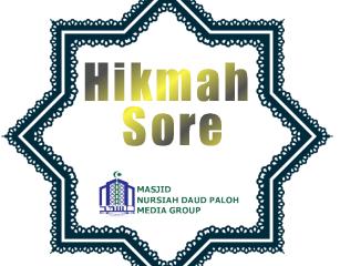 Hikmah Sore